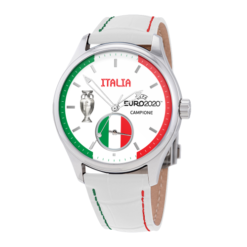 CAMPIONE-italy-euro-2020-watch-white